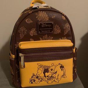 Loungefly Disney Winnie the Pooh 🍂 Mini Backpack